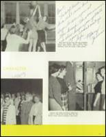 1958 Lew Wallace High School Yearbook Page 14 & 15