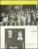 1958 Lew Wallace High School Yearbook Page 16 & 17
