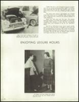 1958 Lew Wallace High School Yearbook Page 18 & 19