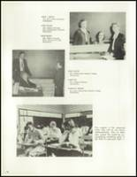 1958 Lew Wallace High School Yearbook Page 26 & 27