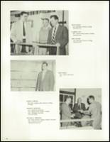 1958 Lew Wallace High School Yearbook Page 30 & 31