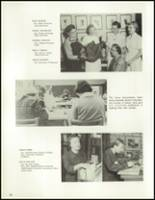 1958 Lew Wallace High School Yearbook Page 32 & 33