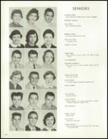 1958 Lew Wallace High School Yearbook Page 48 & 49