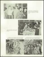 1958 Lew Wallace High School Yearbook Page 50 & 51