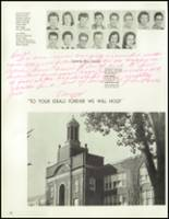 1958 Lew Wallace High School Yearbook Page 56 & 57