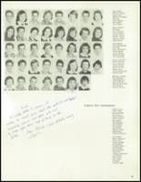 1958 Lew Wallace High School Yearbook Page 62 & 63