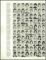1958 Lew Wallace High School Yearbook Page 70 & 71