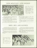 1958 Lew Wallace High School Yearbook Page 78 & 79