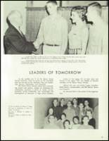 1958 Lew Wallace High School Yearbook Page 82 & 83