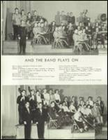 1958 Lew Wallace High School Yearbook Page 84 & 85