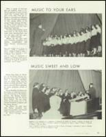 1958 Lew Wallace High School Yearbook Page 86 & 87