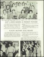 1958 Lew Wallace High School Yearbook Page 92 & 93