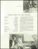 1958 Lew Wallace High School Yearbook Page 94 & 95