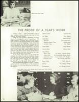 1958 Lew Wallace High School Yearbook Page 96 & 97