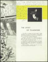 1958 Lew Wallace High School Yearbook Page 98 & 99