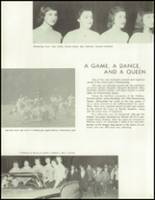 1958 Lew Wallace High School Yearbook Page 102 & 103
