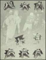 1958 Lew Wallace High School Yearbook Page 104 & 105