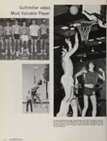 1972 Rapid City Central High School Yearbook Page 122 & 123