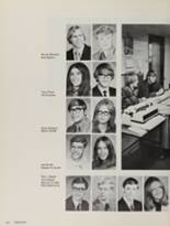 1972 Rapid City Central High School Yearbook Page 206 & 207