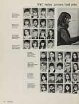 1972 Rapid City Central High School Yearbook Page 214 & 215