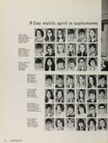 1972 Rapid City Central High School Yearbook Page 226 & 227