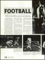 1988 Shadow Mountain High School Yearbook Page 16 & 17