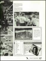 1988 Shadow Mountain High School Yearbook Page 20 & 21