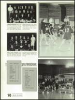 1988 Shadow Mountain High School Yearbook Page 22 & 23