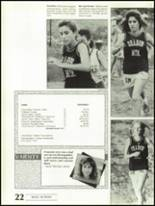 1988 Shadow Mountain High School Yearbook Page 26 & 27