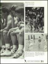 1988 Shadow Mountain High School Yearbook Page 34 & 35