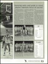 1988 Shadow Mountain High School Yearbook Page 36 & 37