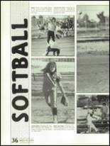 1988 Shadow Mountain High School Yearbook Page 40 & 41