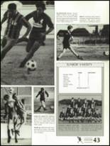 1988 Shadow Mountain High School Yearbook Page 46 & 47