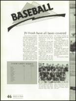 1988 Shadow Mountain High School Yearbook Page 50 & 51