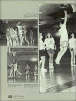 1988 Shadow Mountain High School Yearbook Page 52 & 53