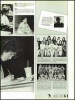 1988 Shadow Mountain High School Yearbook Page 64 & 65