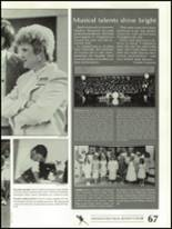 1988 Shadow Mountain High School Yearbook Page 70 & 71