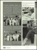 1988 Shadow Mountain High School Yearbook Page 72 & 73
