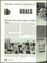 1988 Shadow Mountain High School Yearbook Page 74 & 75