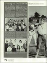 1988 Shadow Mountain High School Yearbook Page 76 & 77