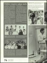 1988 Shadow Mountain High School Yearbook Page 80 & 81