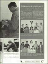 1988 Shadow Mountain High School Yearbook Page 90 & 91