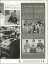 1988 Shadow Mountain High School Yearbook Page 94 & 95