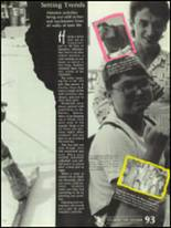 1988 Shadow Mountain High School Yearbook Page 96 & 97