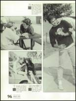 1988 Shadow Mountain High School Yearbook Page 100 & 101