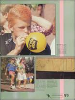 1988 Shadow Mountain High School Yearbook Page 102 & 103