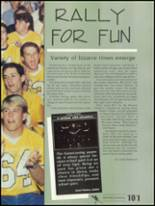 1988 Shadow Mountain High School Yearbook Page 104 & 105