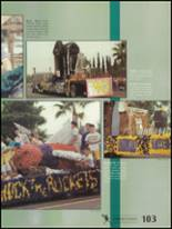 1988 Shadow Mountain High School Yearbook Page 106 & 107