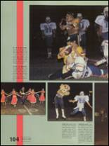 1988 Shadow Mountain High School Yearbook Page 108 & 109