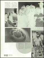 1988 Shadow Mountain High School Yearbook Page 116 & 117